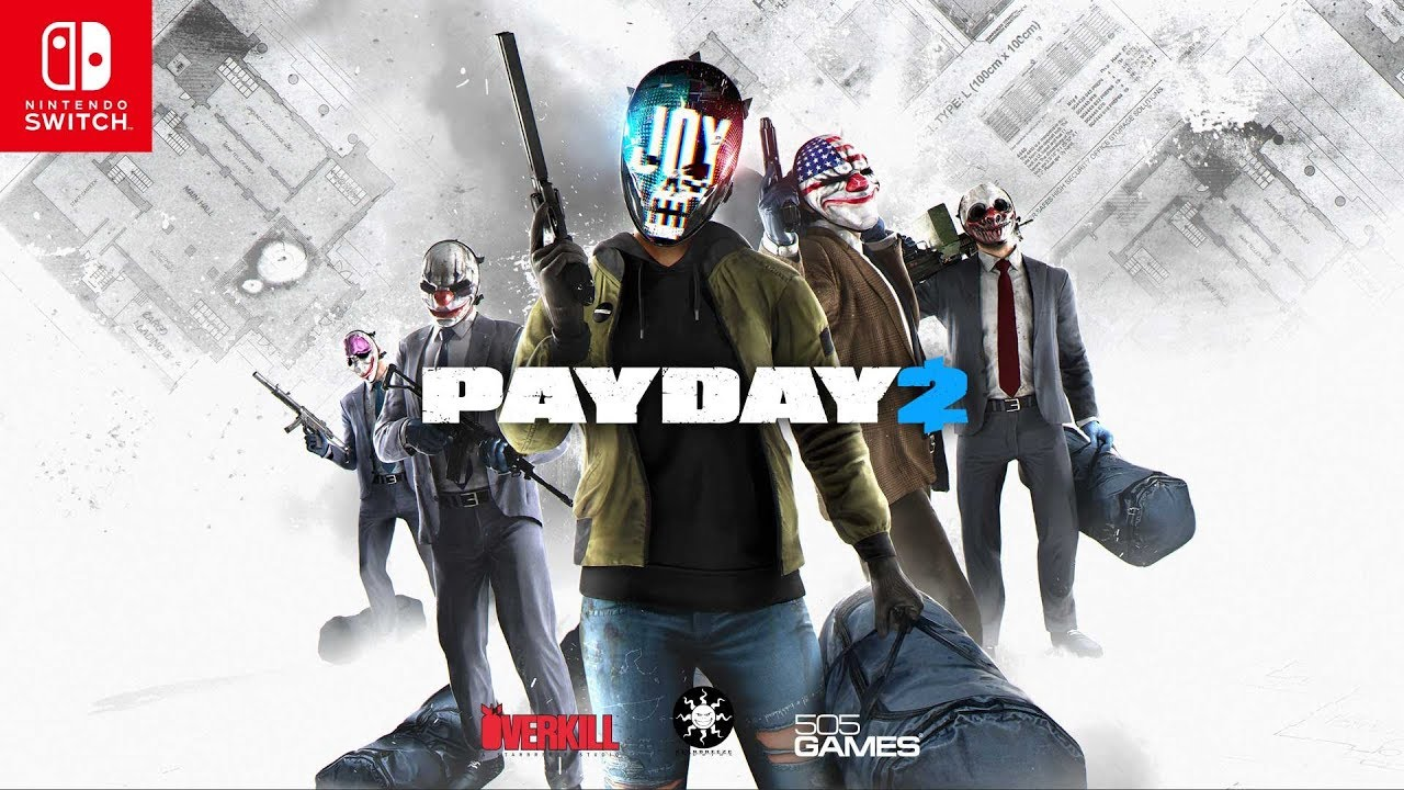 Payday 2 – Nintendo Switch – Joy Trailer