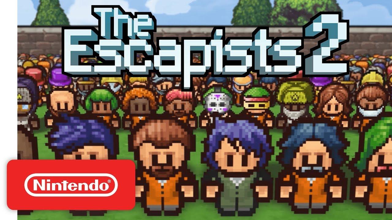 The Escapists 2 – Nintendo Switch – Trailer Lansare