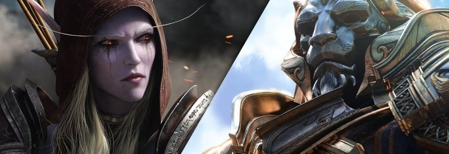 World of Warcraft: Battle for Azeroth - Cinematic Trailer