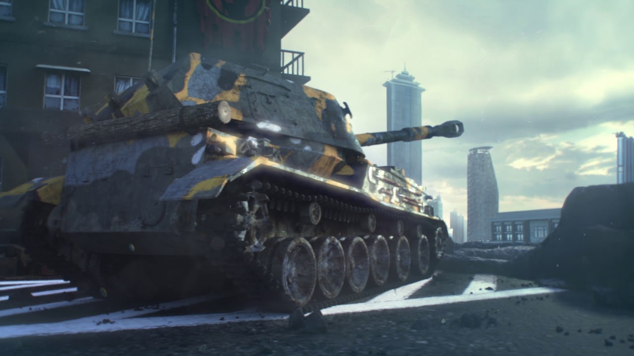 Armored Warfare – Early Access Trailer