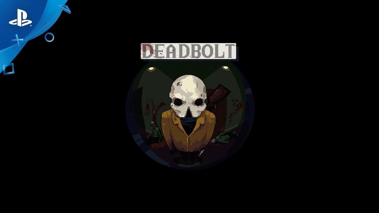 Deadbolt – Launch Trailer PS4, PS Vita