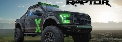 Forza Motorsport 7 – 2017 Ford F-150 Raptor Xbox One X Edition