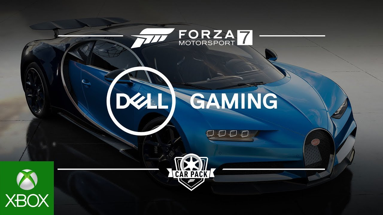 Forza Motorsport 7 – Dell Gaming Car Pack