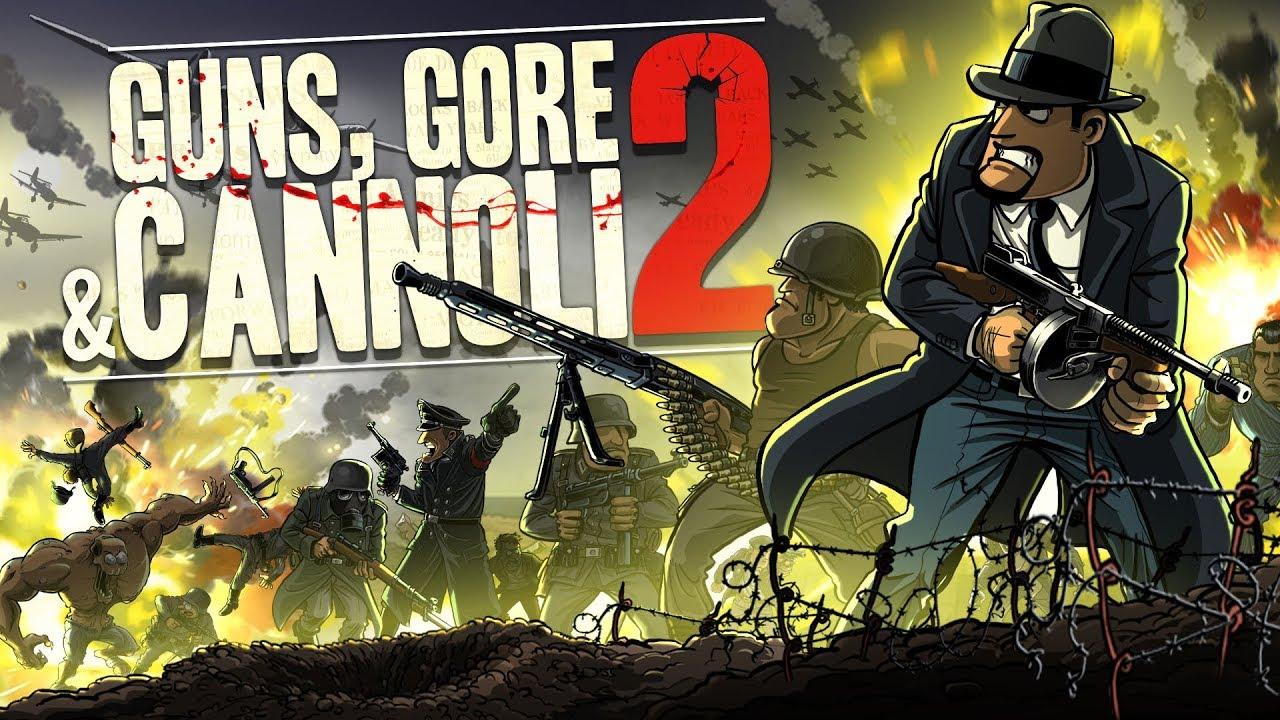 Guns, Gore & Cannoli 2 – Trailer Lansare