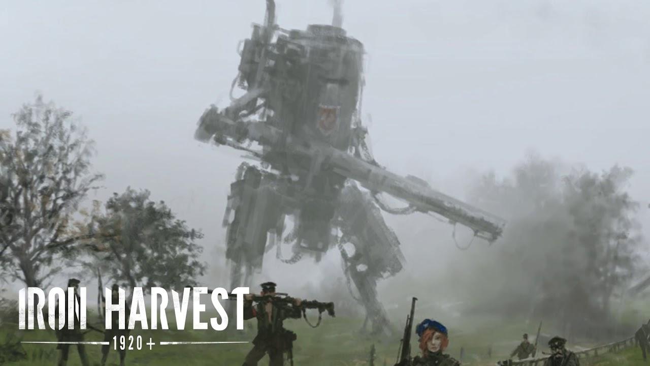 Iron Harvest – Music Snipet