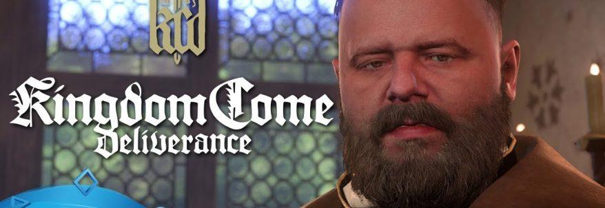 Kingdom Come: Deliverance - A Blacksmith's Tale