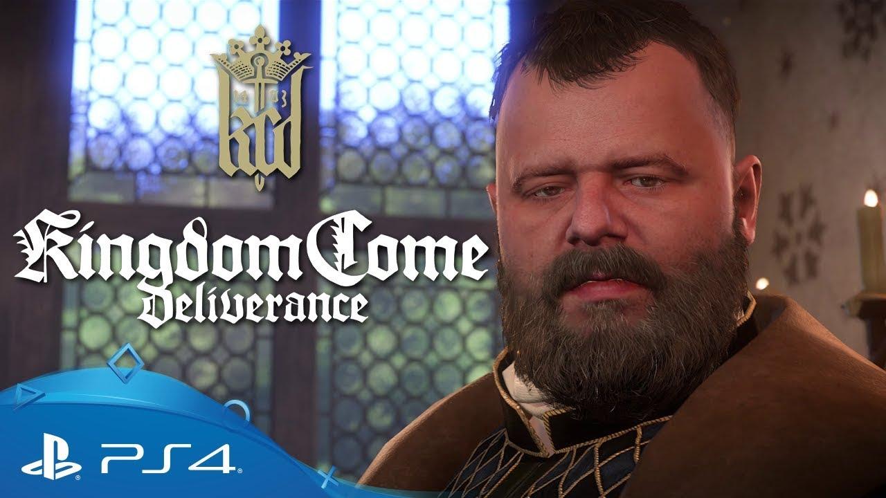 Kingdom Come: Deliverance – A Blacksmith's Tale