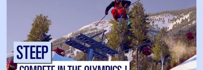 Steep: Road to the Olympics – Participate in the Olympic Winter Games : PyeongChang 2018