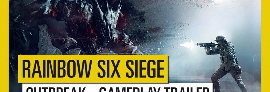 Tom Clancy's Rainbow Six Siege - Outbreak Launch Trailer