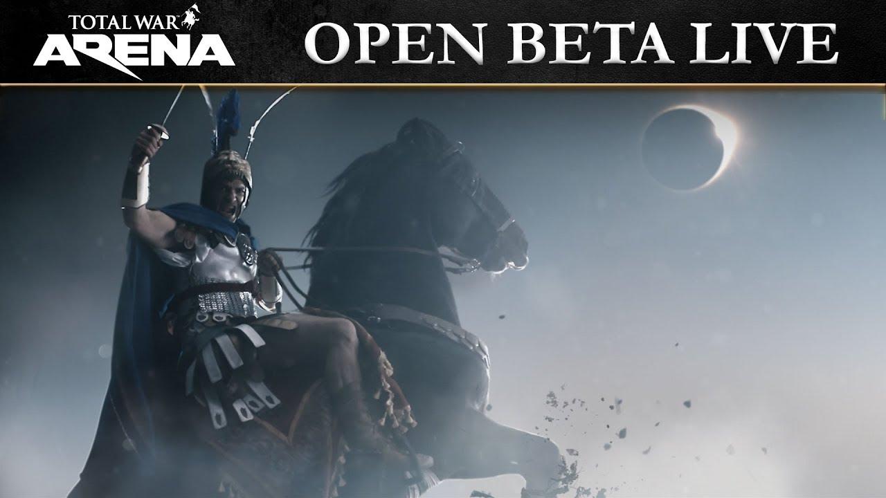 Total War: Arena – Open Beta Trailer