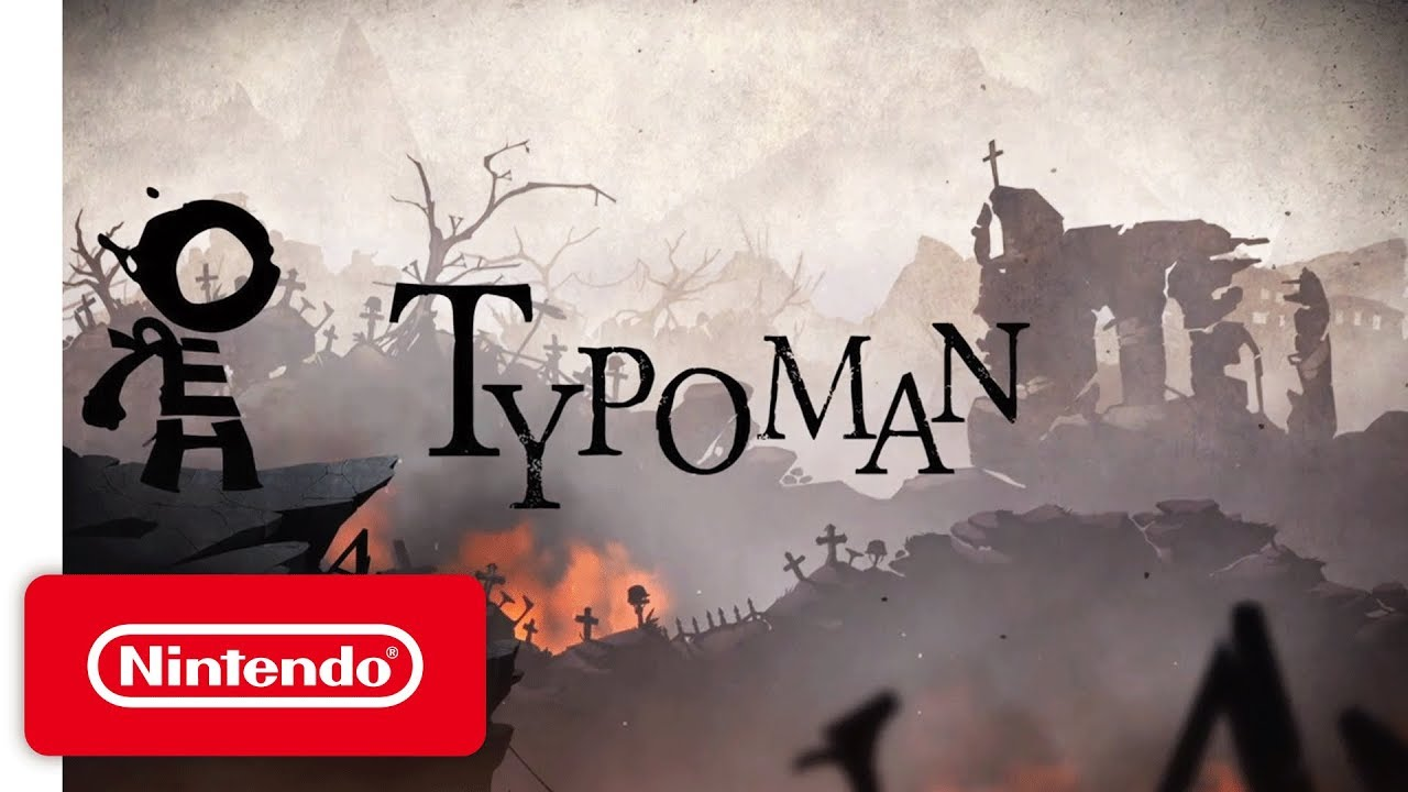 Typoman – Trailer