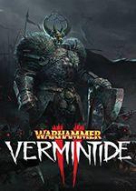 Warhammer Vermintide 2 II PC Box Art Standard Edition Coperta