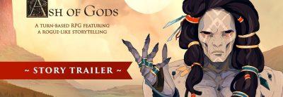 Ash of Gods: Redemption – Story Trailer