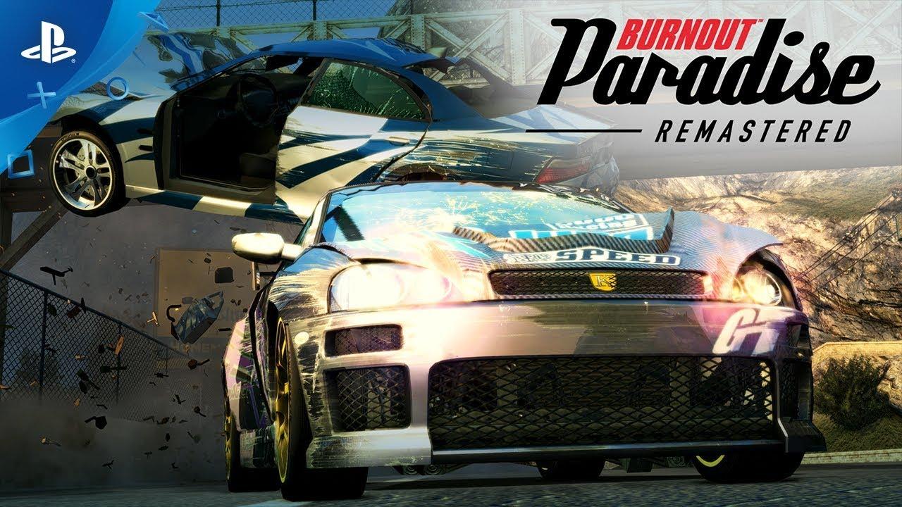 Burnout Paradise Remastered – Trailer