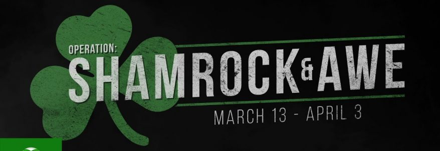 Call of Duty: WWII – Shamrock & Awe Trailer