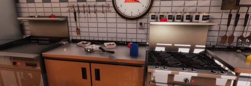 Cooking Simulator – Trailer