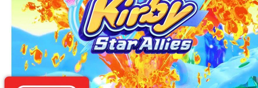 Kirby Star Allies - Trailer