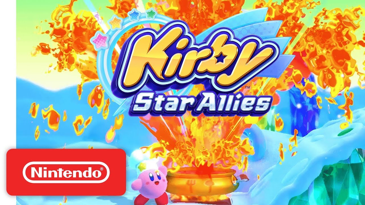 Kirby Star Allies – Trailer