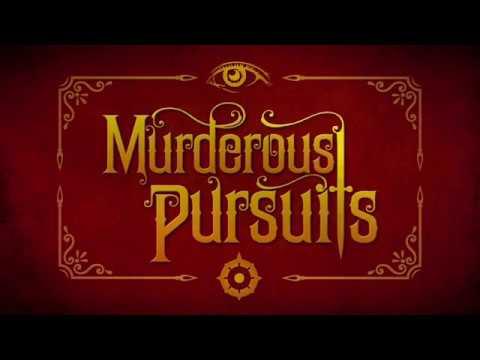 Murderous Pursuits – Trailer