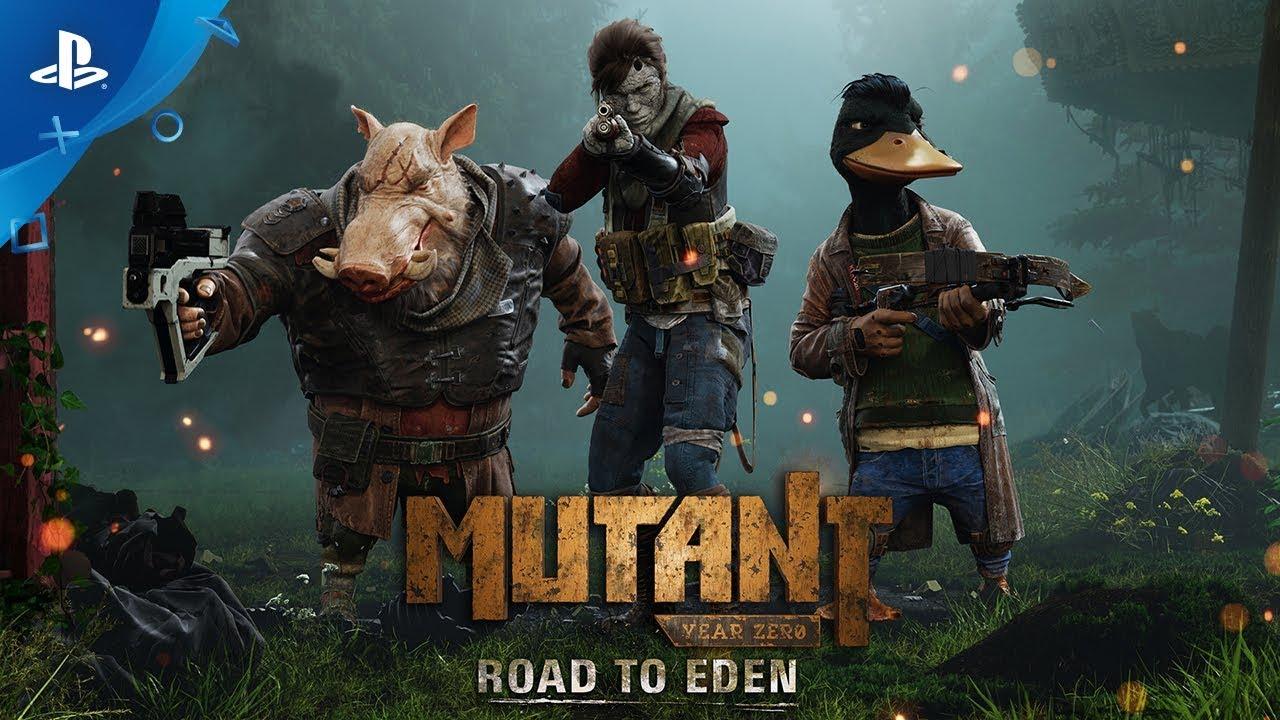 Mutant Year Zero: Road to Eden – Cinematic Trailer