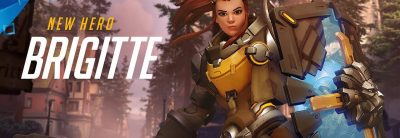 Overwatch – New Hero: Brigitte