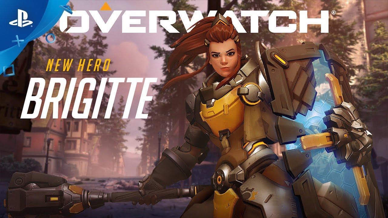 Overwatch – New Hero: Brigitte