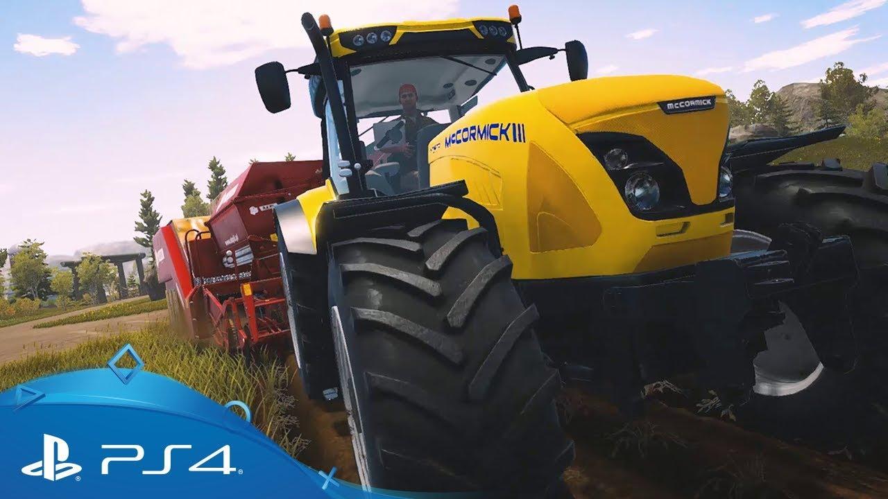 Pure Farming 18: The Simulator – Trailer Lansare