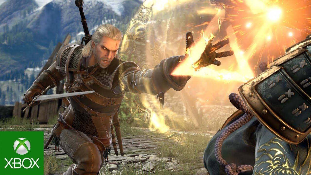 Soulcalibur VI – Geralt of Rivia Trailer