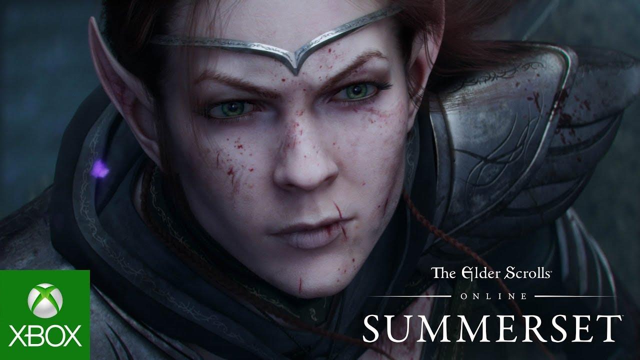 The Elder Scrolls Online: Summerset – Cinematic Teaser