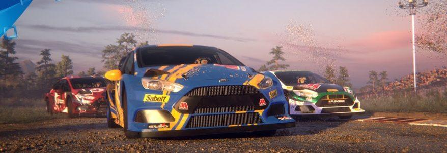 V-Rally 4 - Trailer