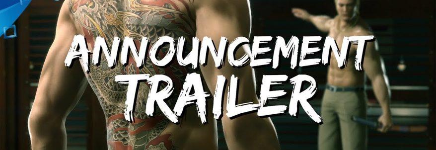 Yakuza Kiwami 2 - Trailer