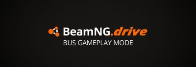 BeamNG.drive – Bus Gameplay Mode
