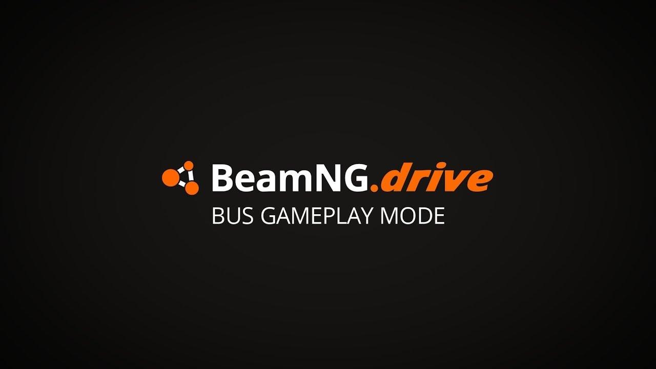 BeamNG.drive – Bus Gameplay Mode