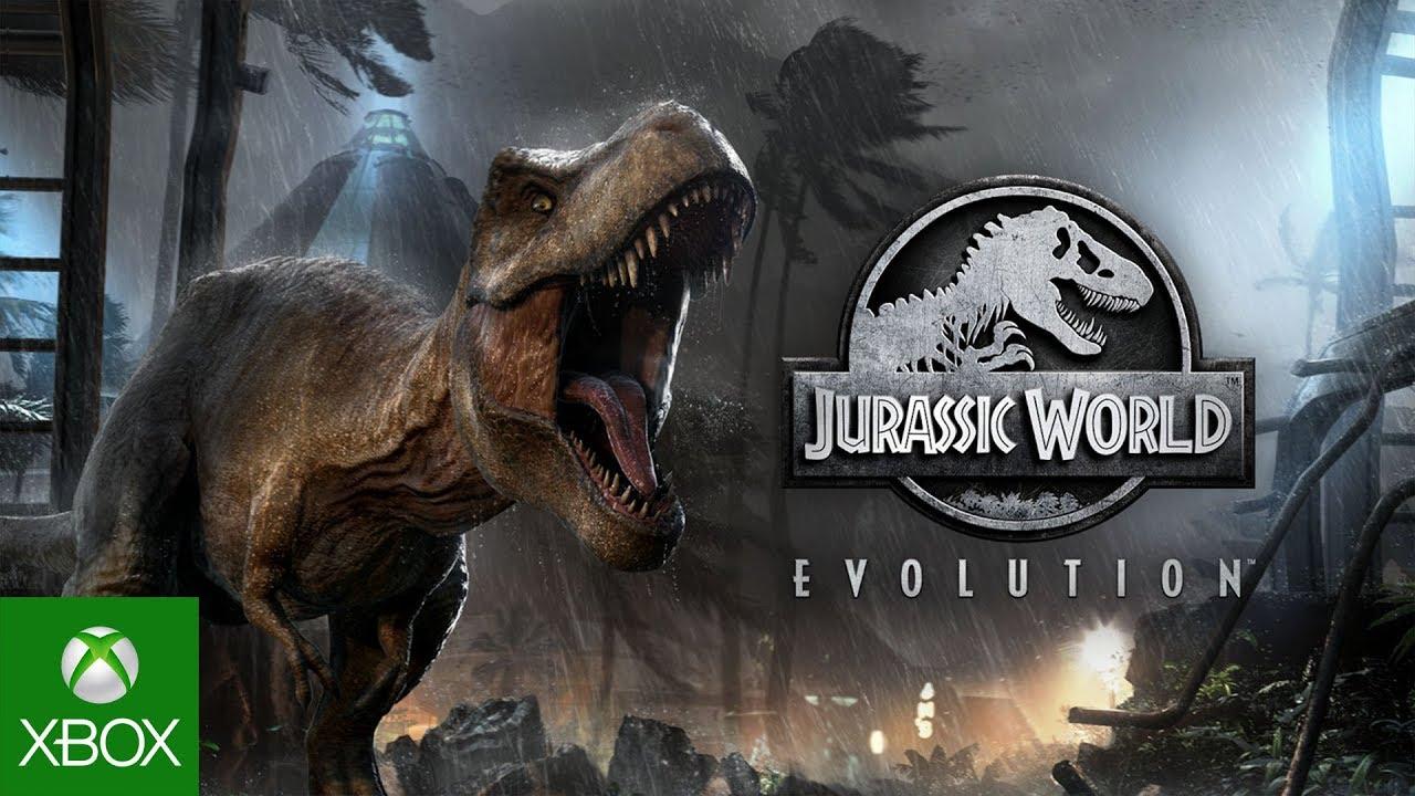 Jurassic World: Evolution – Pre-Order Trailer