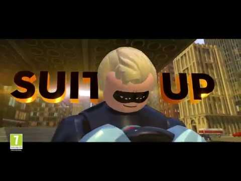 LEGO The Incredibles – Trailer