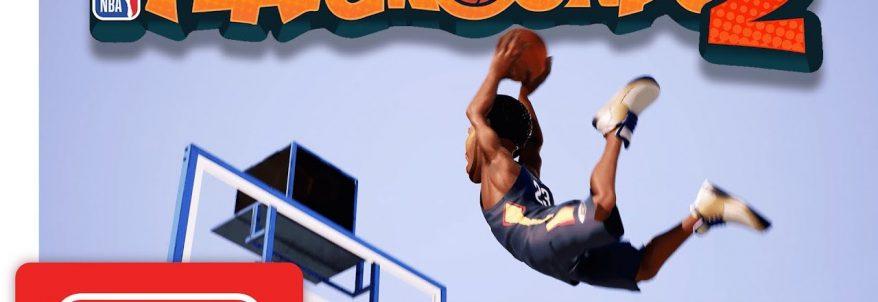 NBA Playgrounds 2 - Trailer