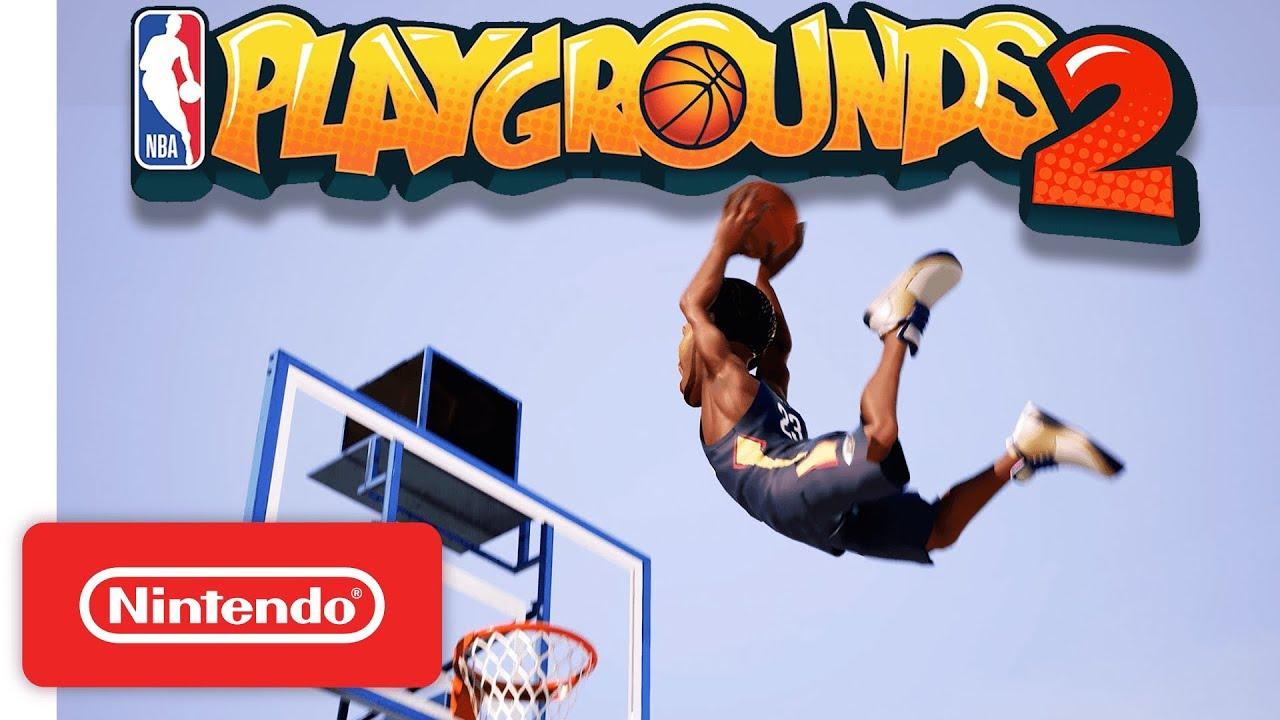 NBA Playgrounds 2 – Trailer