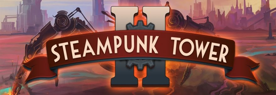 Steampunk Tower 2 - Trailer