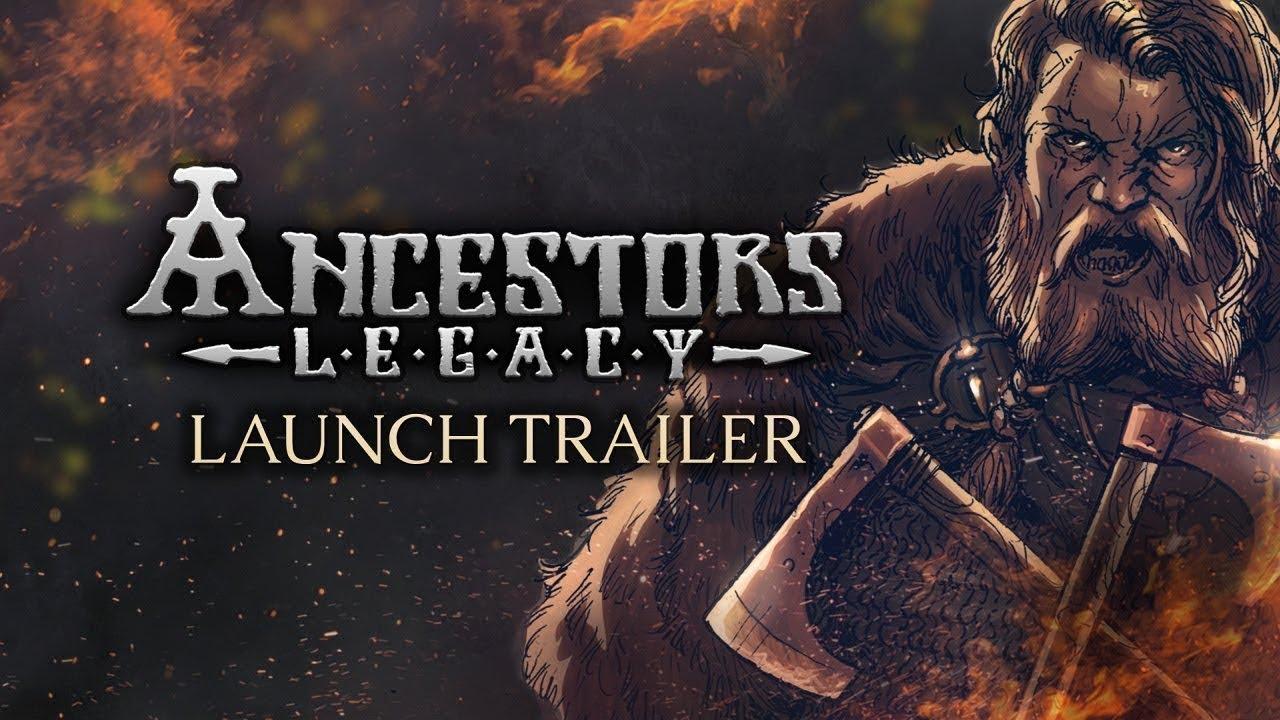 Ancestors Legacy – Trailer Lansare