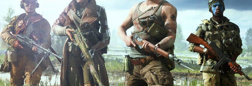 Battlefield V – Reveal Trailer