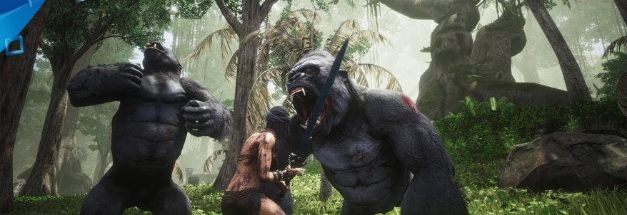 Conan Exiles – Your Journey Through Conan's World