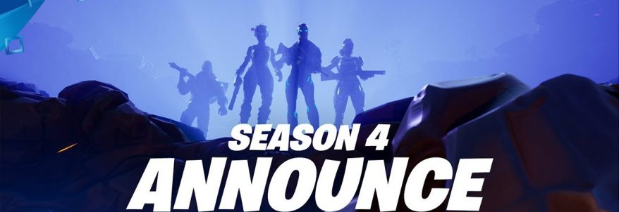 Fortnite – Season 4 Announce Trailer