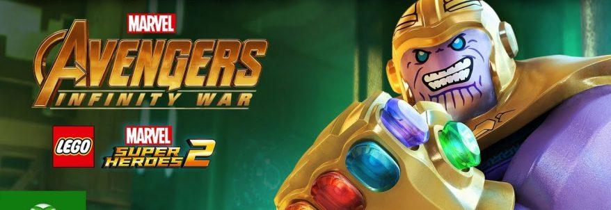 LEGO Marvel Super Heroes 2 - Infinity War Trailer