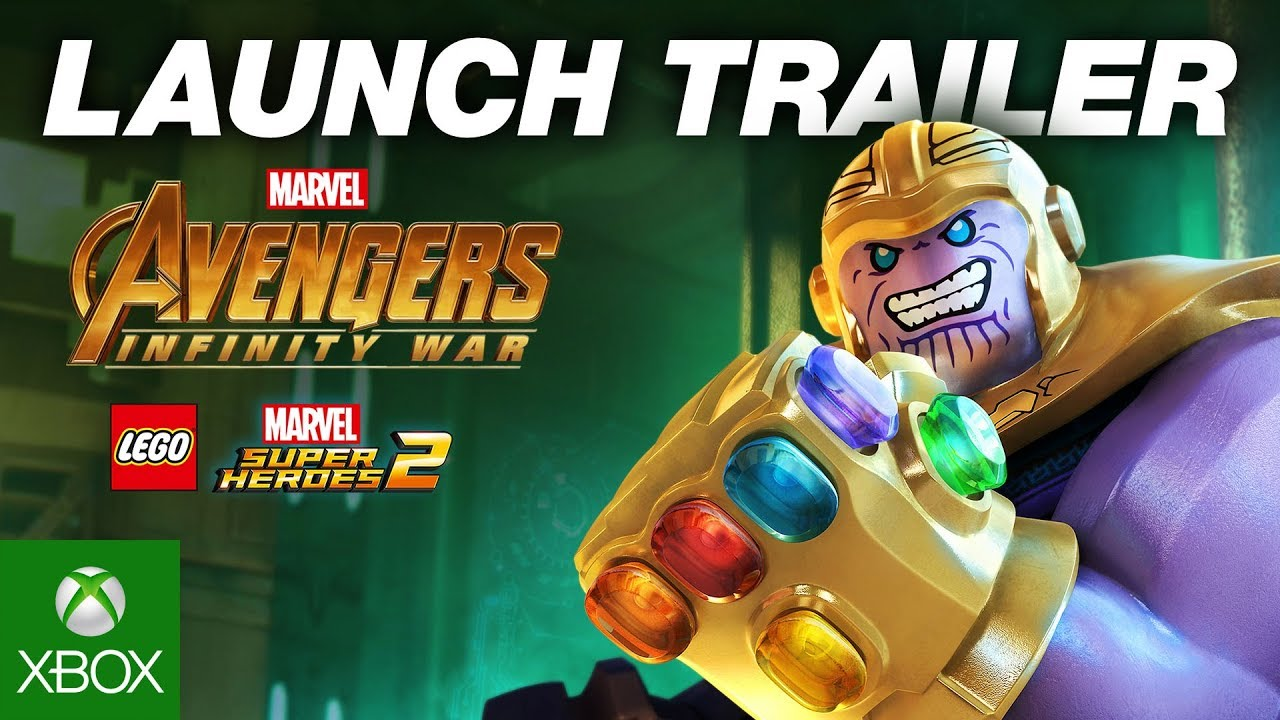 LEGO Marvel Super Heroes 2 – Infinity War Trailer