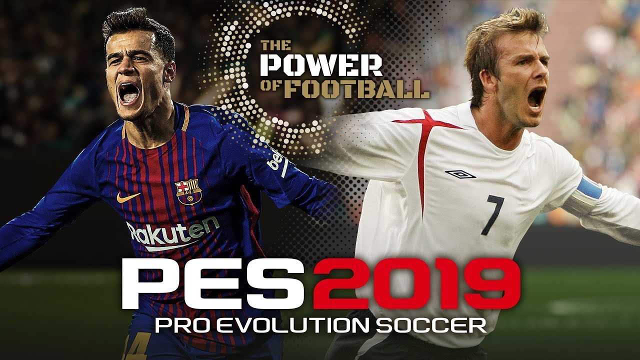 Pro Evolution Soccer 2019 – Trailer