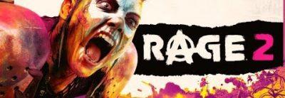 Rage 2 – Trailer