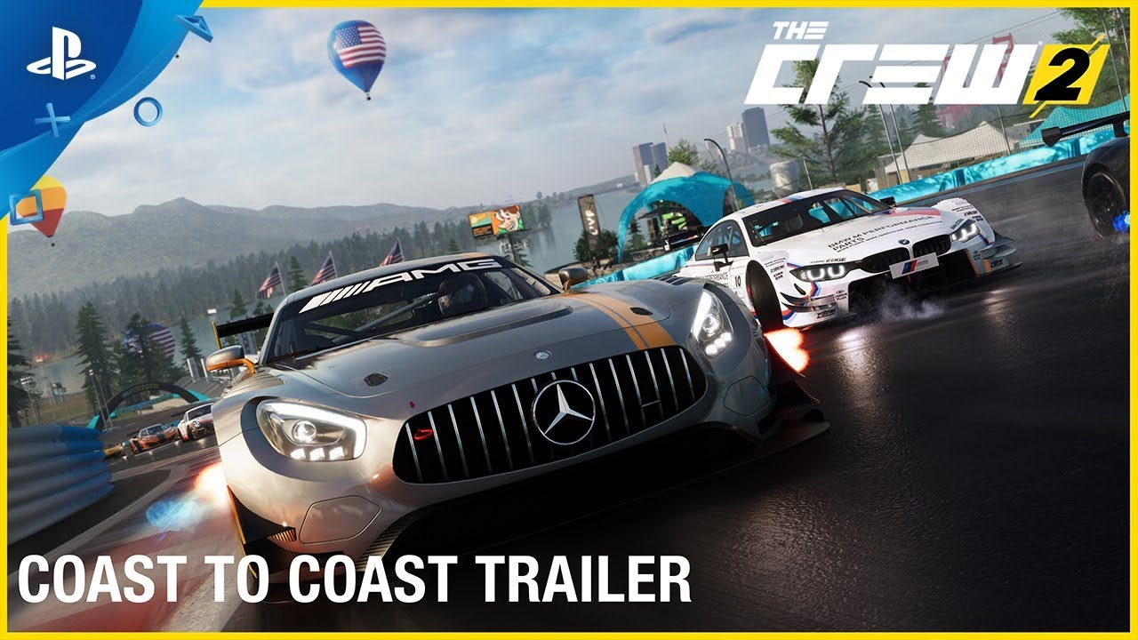 The Crew 2 – Coast to Coast Trailer