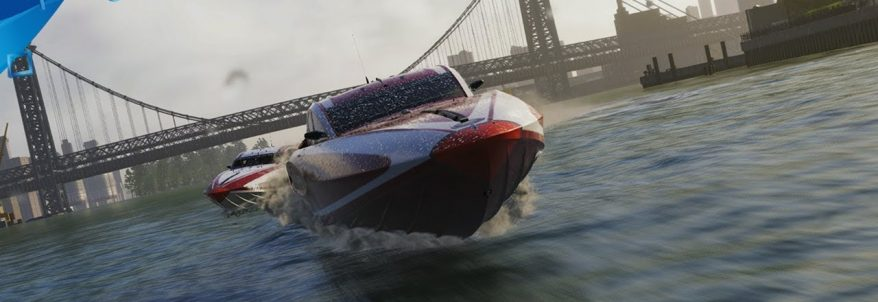 The Crew 2 - Jaguar Vector V40R Powerboat