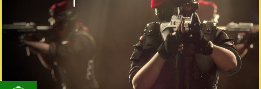 Tom Clancy's Rainbow Six Siege - Operation Para Bellum - Alibi - Trailer