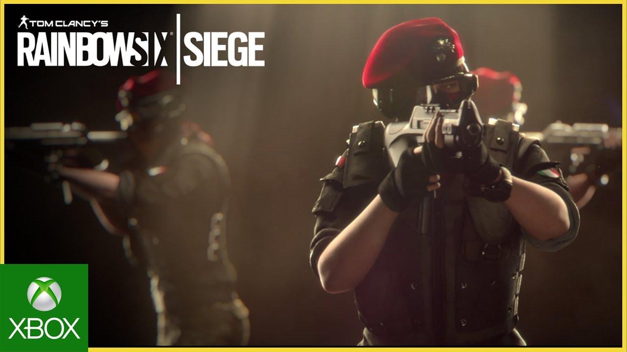 Tom Clancy's Rainbow Six Siege – Operation Para Bellum – Alibi – Trailer